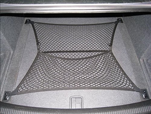 Floor Style Trunk Cargo Net for AUDI A4 S4 RS4 A4 Quattro ()