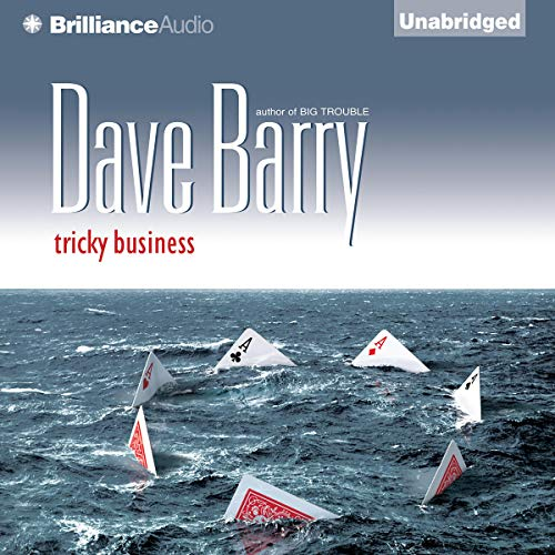 Tricky Business Audiobook [Free Download by Trial] thumbnail