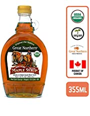 Great Northern Organic Maple Syrup, 355ml