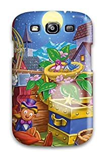Awesome Disney Flip Case With Fashion Design For Galaxy S3