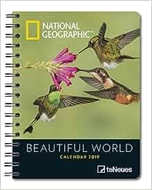 National Geographic Beautiful World 2019 Diary ...