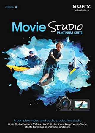 Sony movie studio platinum 12 suite purchase by cheap