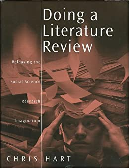 doing a literature review releasing the social science imagination