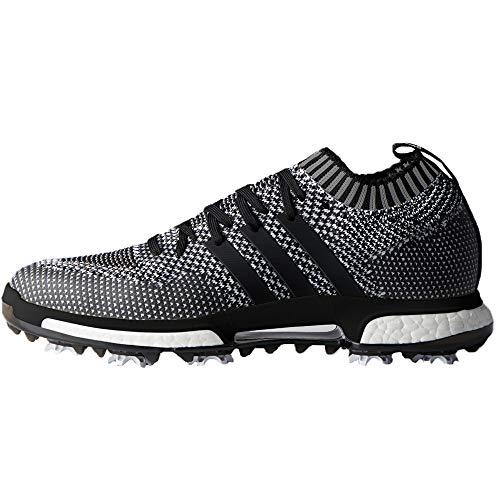 303bc7185e0aa adidas Men's TOUR360 Knit Golf Shoe, core Black/Grey Three FTWR White, 11  Medium US