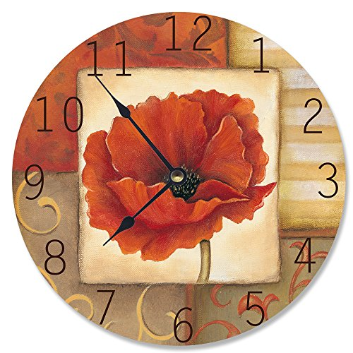 Canvas Clock - 8