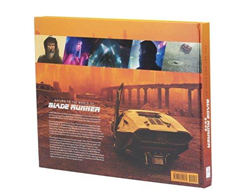NECA – The Art and Soul of Blade Runner 2049 – Visual Art Hardcover Book