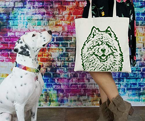 Bear the Chow Chow Tote Bag by Pet Studio Art