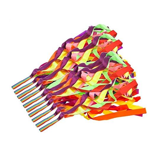 rainbow streamer wand - 6