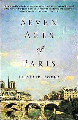Seven Ages of Paris (text only) by A. Horne ebook