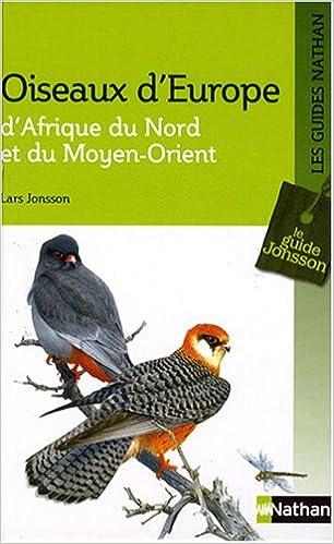 Livres gratuits OISEAUX D'EUROPE pdf epub