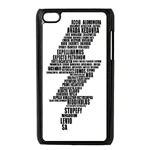 iPod Touch 4 Case Black Harry Potter Qnjpv