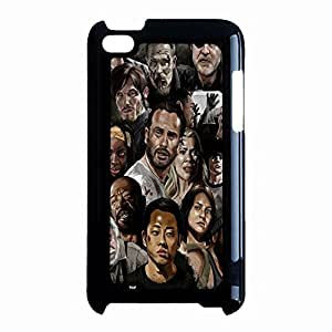 Special Characters The Walking Dead Phone Case Cover For Ipod Touch 4th Generation The Walking Dead Design