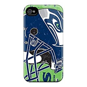 Hot Fashion WPe915YViG Design Case Cover For iphone 5c Protective Case (seattle Seahawks)