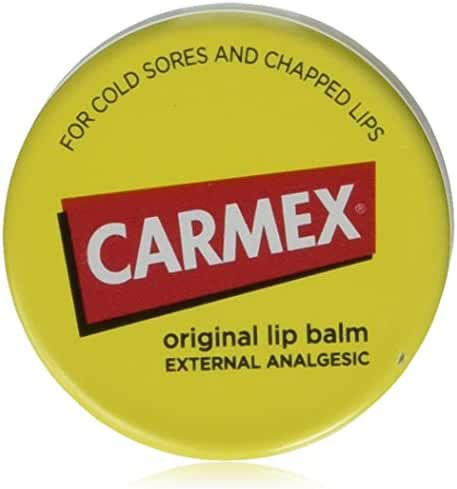 Carmex Original Lip Balm 0.25 Oz (12 Pack)