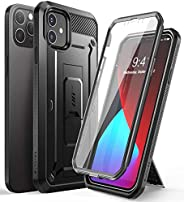 SupCase Unicorn Beetle Pro Series Case for iPhone 12 / iPhone 12 Pro (2020 Release) 6.1 Inch, Built-in Screen