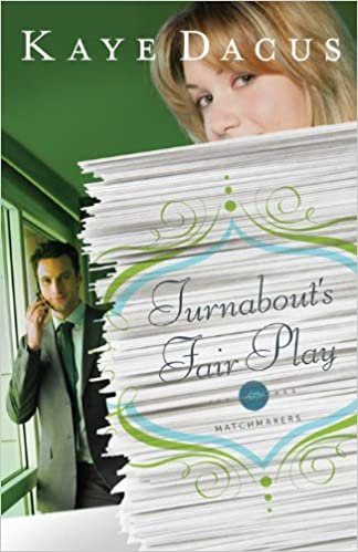Turnabout's Fair Play (The Matchmakers Book 3)
