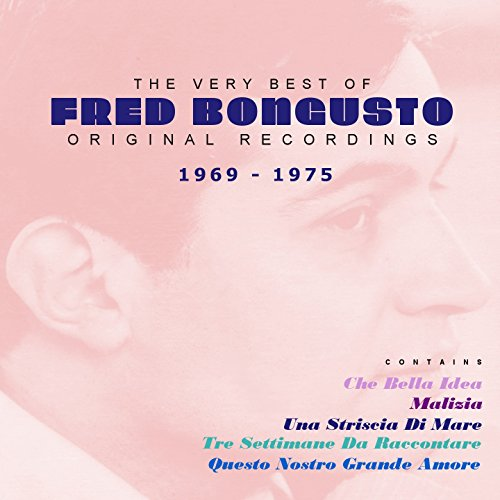 The Very Best of Fred Bongusto...