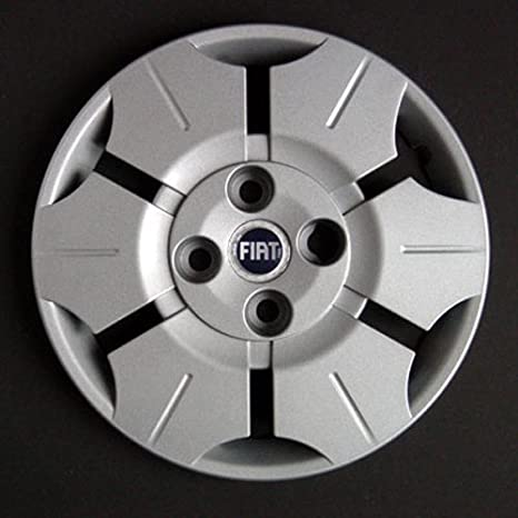Wheeltrims Set de 4 embellecedores nuevos para Fiat Panda 2000-2012 con Llantas Originales DE