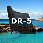 Premium Dual Reflective Window Film 5% VLT 36 Inch x 10 Feet