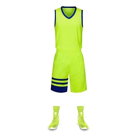 GJFENG Sportswear Traje De Uniforme De Baloncesto para ...