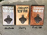 "Beer Bottle Opener ""Take Your Top Off"" Funny Gift For Sale"