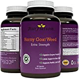1000 MG Natural Horny Goat Weed Supplement With Icariin For Male Enhancement + Burn Belly Fat - Can Increase Testosterone - Boost Libido For Men And Women - Weight Loss Supplements By BioFusion - 51rDTXyR2GL - 1000 MG Natural Horny Goat Weed Supplement With Icariin For Male Enhancement + Burn Belly Fat – Can Increase Testosterone – Boost Libido For Men And Women – Weight Loss Supplements By BioFusion