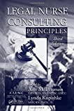 img - for Legal Nurse Consulting Principles, 3rd Edition book / textbook / text book