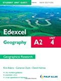 Edexcel A2 Geography Student Unit Guide, David Holmes and Kim Adams, 1444147706