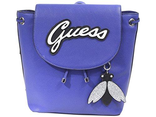 Hwfg6967350 Varsity Blue Zaino Donna Guess Pop Borse Blu waxwpYfFq