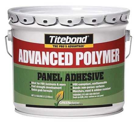 Panel Adhesive, Polyether, 3.5 gal.