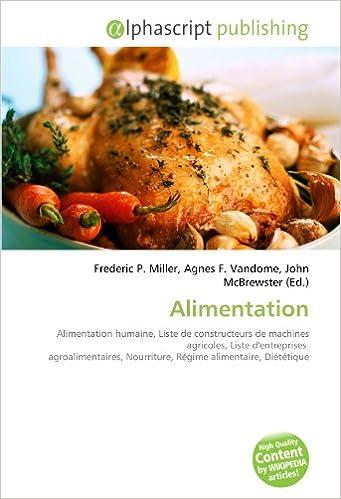 Téléchargement gratuit de livres électroniques au format pdf Alimentation   Alimentation humaine 0783c663bc9
