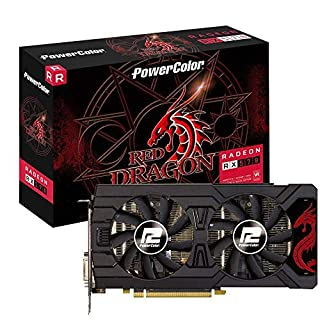 PowerColor Red Dragon AMD Radeon RX570 8GB GDDR5 AXRX 570 8GBD5-3DHD/OC (B079DTJJ2V) | Amazon price tracker / tracking, Amazon price history charts, Amazon price watches, Amazon price drop alerts