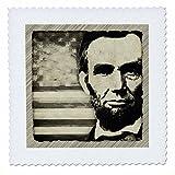 3dRose qs_52683_1 Abraham Lincoln-President Abraham