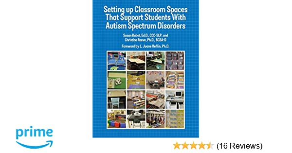 Setting Up Classroom Spaces That Support Students With Autism