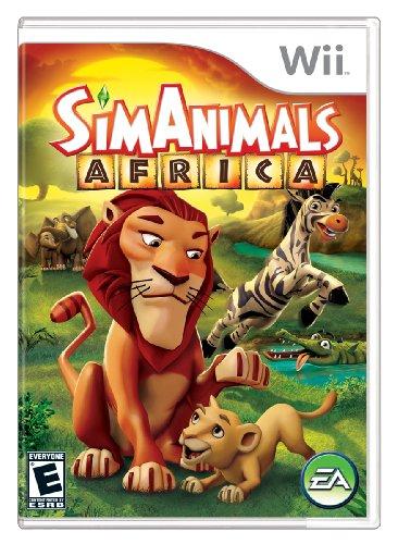 SimAnimals Africa - Nintendo Wii Wii Animal