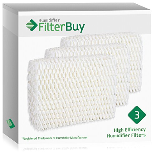 3 - Graco 1.5 Gallon Humidifier Filters. Designed by FilterB