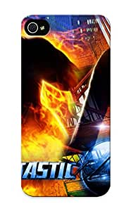Premium Tpu Fantastic 4 The Thing 11024 Cover Skin For Iphone 5/5s