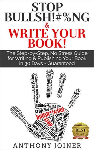 Studies show that 96% of people feel like they should write a book. But did you know that less than 2% of those people actually write a book? And less than 1% publish it. I wrote this book for the 96%. I've written and published 4 books, and I have i...