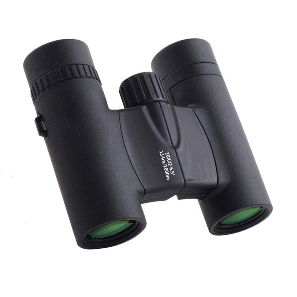 ILCD Binoculars 10X22, Women's Vision Portable HD Low Light Level Night Vision HD Telescope, Perfect for Bird Watching and Star Watching Hunting Concerts by ILCD
