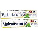 Vademecum - Dentifrice - Expert Complet 7 / Expert Complet 10 - Tube 75 ml - Lot de 2
