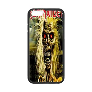 Generic Case Iron Maiden Band For iPhone 6 Plus 5.5 Inch Q2A2218403