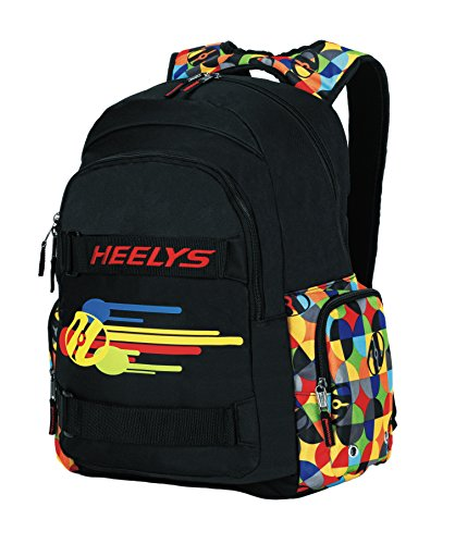 Heelys Thrasher, Multi Color Geo, One Size