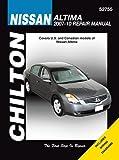 Nissan Altima, 2007-2010 (Chilton's Total Car Care Repair Manual)