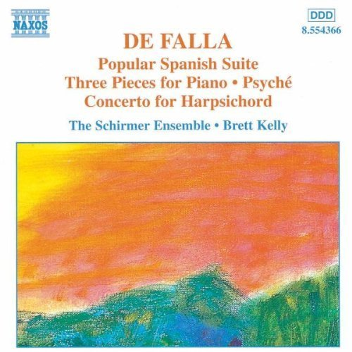 Falla - Chamber Works by Schirmer Ensemble (1998-07-01)