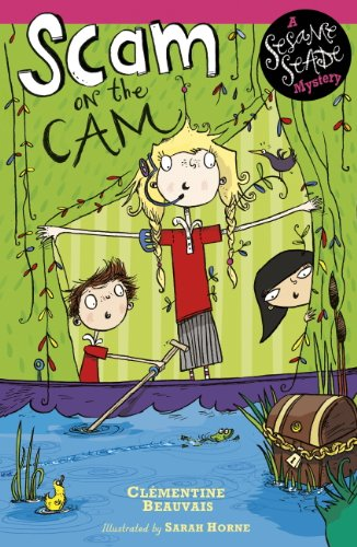 Scam on the Cam: Book 3 (Sesame Seade Mysteries) (English Edition)