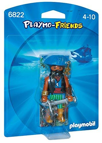 Playmobil Juego de Construcción Caribbean Pirate