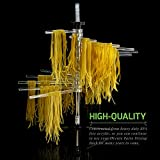 Ovente Collapsible Pasta Drying Rack with BPA-Free