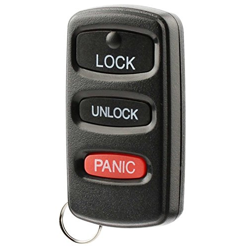 Car Key Fob Keyless Entry Remote fits 1998-2006 Mitsubishi Montero, 1998-2004 Montero Sport ()