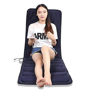 AMYMGLL Multi-función de masaje colchón de calentamiento del cuerpo actualizar descarga eléctrica cojines de masaje de masaje manta ...