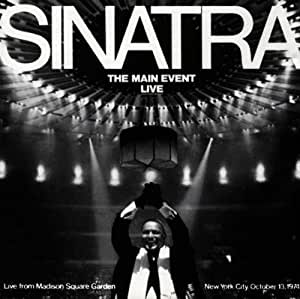 Frank Sinatra The Main Event Live Amazon Com Music